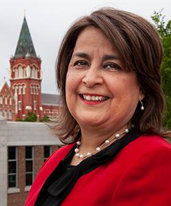 UIW Provost Dr. Barbara Aranda-Naranjo